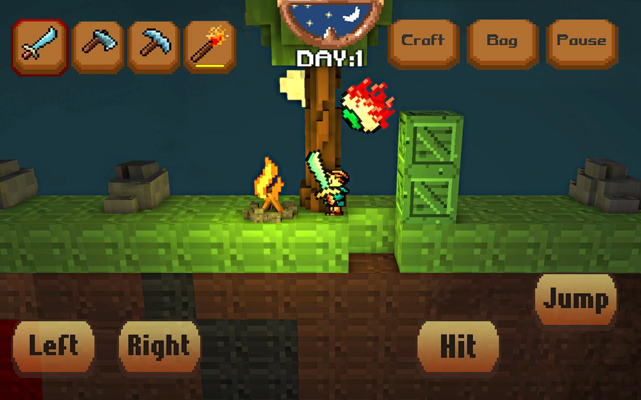 Pixel Craft 3D- screenshot