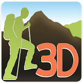 Rando 3D Pic du Midi d'Ossau