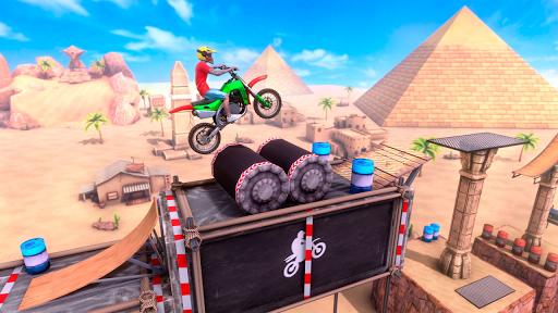 Bike Stunt 2 New Motorcycle Game - New Games 2020 apktram screenshots 9