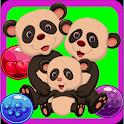 Panda Rescue - Bubble Shooter icon