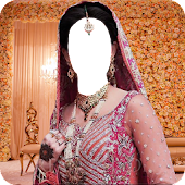 Bridal Photo Editor-Wedding Dress Bride Suit