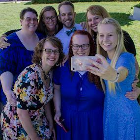 by Jason Murray - People Family ( family portrait, selfie, self )
