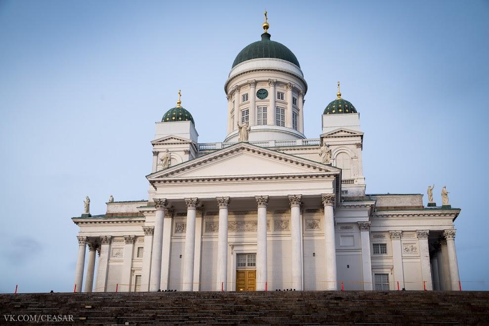 Церковь, Хельсинки