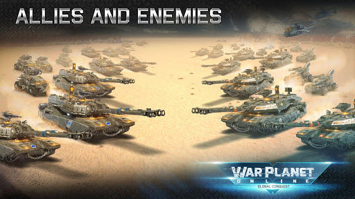 War Planet Online: Real-Time Strategy MMO Game 3.3.0 screenshots 3