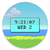 8 Bit Watch Face