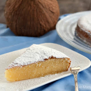 Coconut Cake With Coconut Milk And Condensed Milk Recipes.