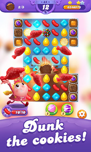 Candy Crush Friends Saga screen 0