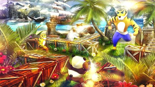 Code Triche Hero Panda Bomber: 3D Fun APK MOD (Astuce) screenshots 1