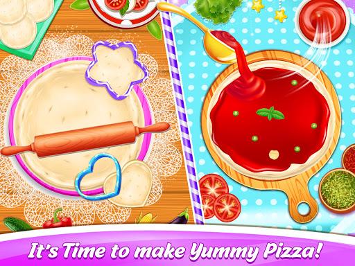 Télécharger Cuire Pizza Livraison Garçon: Pizza Fabricant Jeux  APK MOD (Astuce) screenshots 1