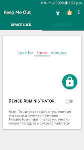 Keep Me Out 2.0.10 (Pro)