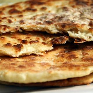 Feta Cheese Flat Breads.