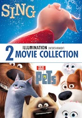 "Illumination Entertainment 2 Movie Collection: ""Sing"" e ""Pets – Vita da animali"""