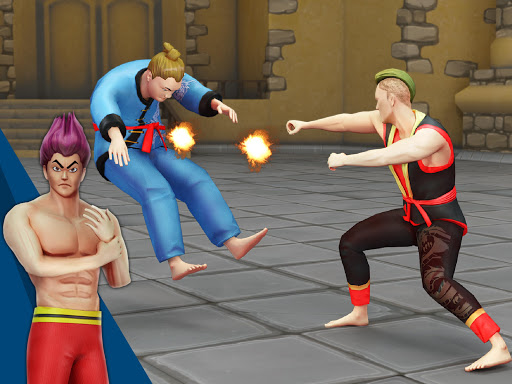 Tag Team Karate Fighting Tiger: World Kung Fu King screenshots 15