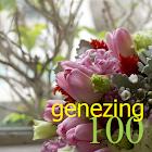 100 genezing icon