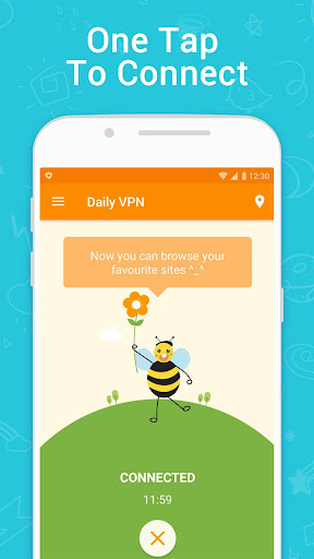 Daily VPN - Free Unlimited VPN & high VPN speed