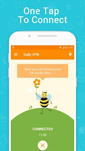 Daily VPN – Free Unlimited VPN & Secure VPN App Download For Android 1