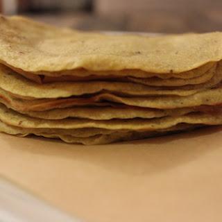 Paleo and Gluten-Free Plantain Tortillas