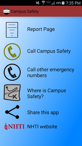 NHTI Campus Safety App|玩教育App免費|玩APPs
