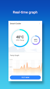 Smart Cooler - Phone Cooler & CPU Temp Controller - náhled