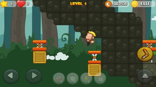 Banana Adventure Rush 7.0 screenshots 2
