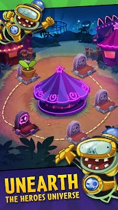 Plants vs. Zombies Heroes MOD APK 1.36.39 4