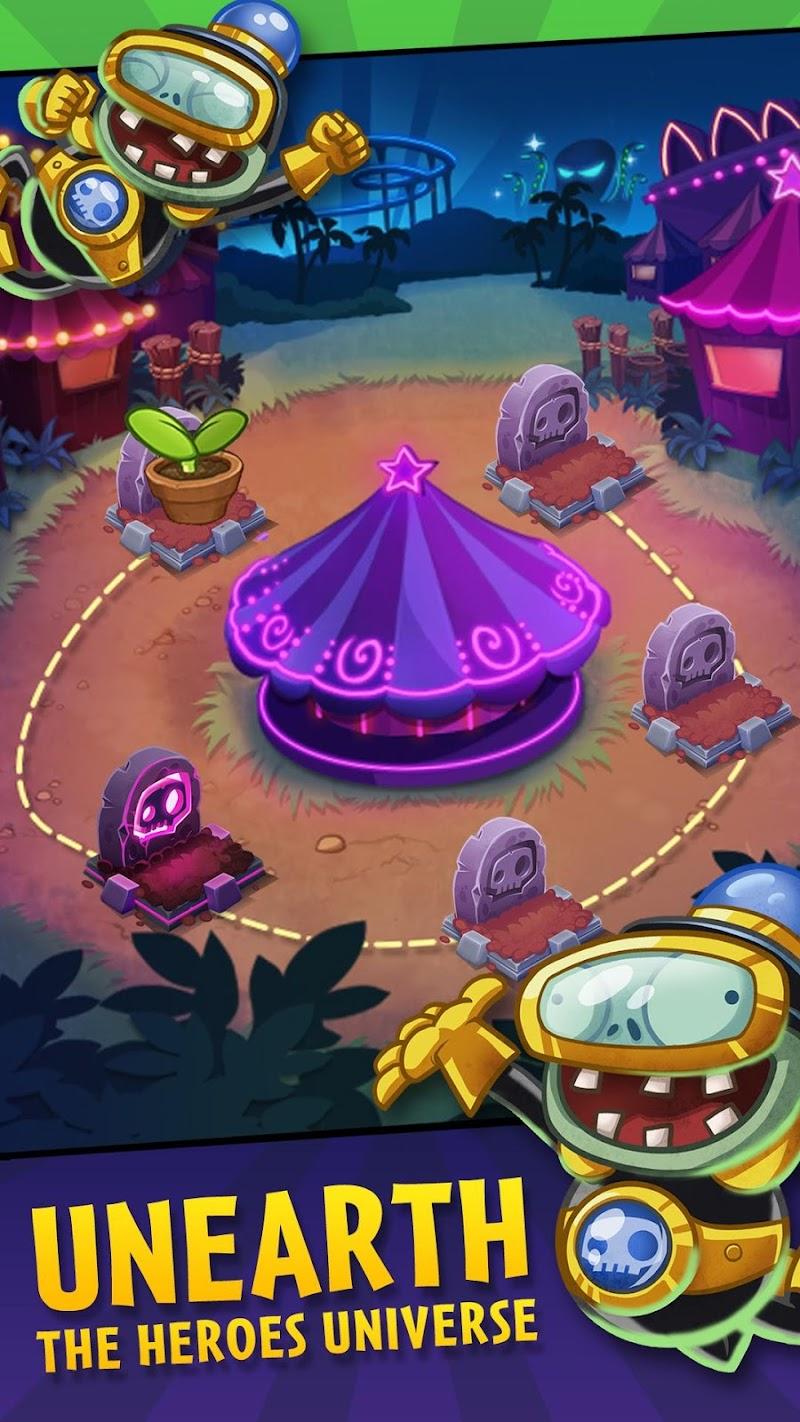 Plants vs. Zombies™ Heroes Screenshot 3