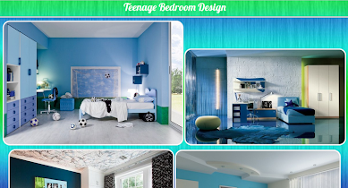 Teenage Bedroom Design Ideas - screenshot thumbnail 11