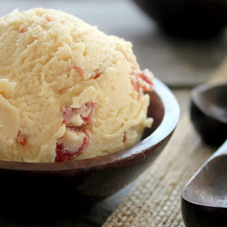 Maple Bacon Bourbon Ice Cream