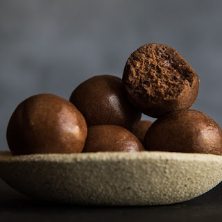 Peanut Butter Cocoa Balls Recipes
