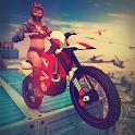 Extreme Bike Impossible Tracks 2020 icon