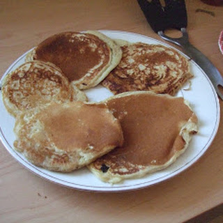 American Style Pancakes.