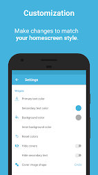 Sign for Deezer - Deezer Widgets and Shortcuts APK screenshot thumbnail 8