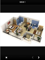 3D House Plan - screenshot thumbnail 01