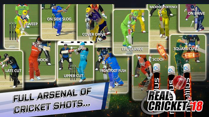 Real Cricket™ 18Screenshot Image