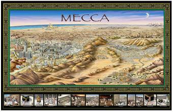 Photo: 2006- Mecca for Geografix Communications Inc.