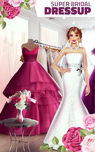 Super Wedding Stylist 2020 Dress Up & Makeup Salon screenshots 1