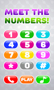Baby Phone for Kids - Learning Numbers and Animals- screenshot thumbnail