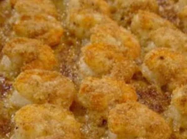 Mmmmm! Parmesean Shrimp Recipe