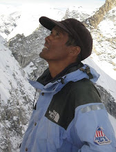 Photo: Pasang Sherpa, went to Everest 9 times