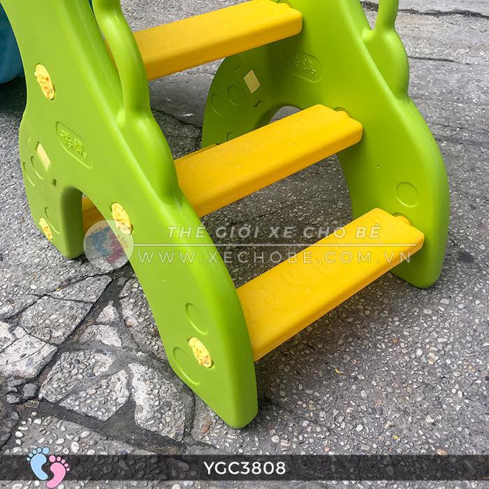 Cầu tuột bóng rổ cho bé YGC-3808 13