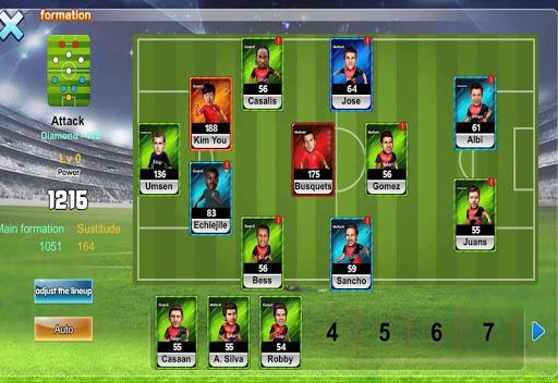 Télécharger Football  Management Star mod apk screenshots 2