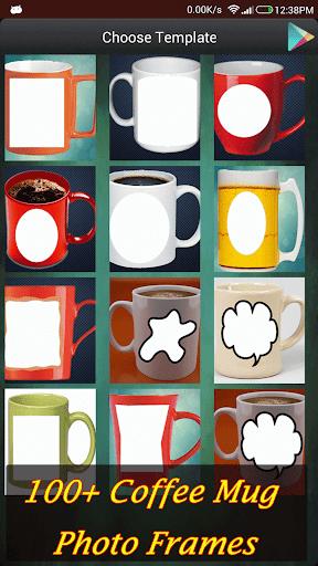 Coffee Cup - Mug Photo Frames