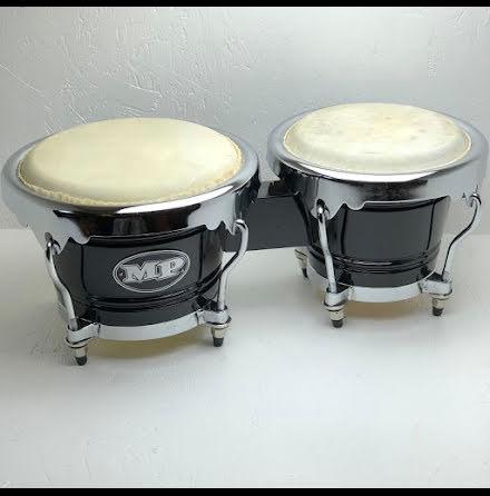 Mano Percussion Bongos - MP1767-BK - Svarta