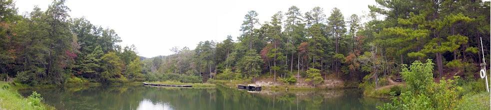 Photo: Panoramic view of Lake Tawasi
