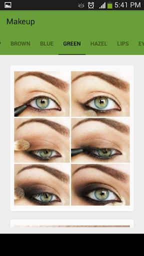 Makeup screenshot 4