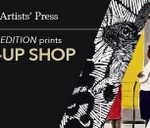 The Artists' Press Limited Edition Print Pop Up Shop Pretoria : Open Window Institute