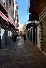 Photo: More streets of the Jewish Quarter