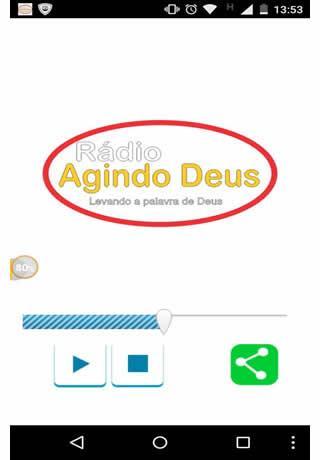 Rádio Agindo Deus