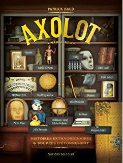 Troisième BD d'axolot