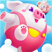 Piggy Boom-New piggy card
